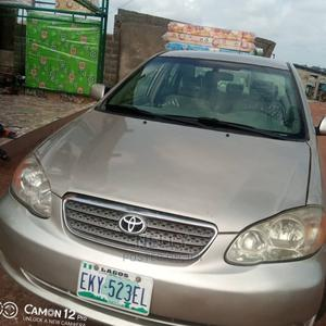 Toyota Corolla 2007 Gold | Cars for sale in Lagos State, Alimosho