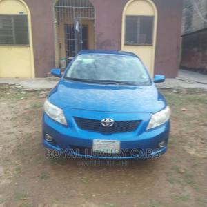 Toyota Corolla 2009 Blue | Cars for sale in Ogun State, Ijebu Ode
