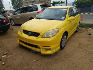 Toyota Matrix 2004 Yellow | Cars for sale in Lagos State, Ikeja