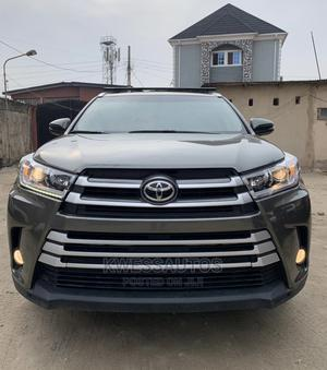 Toyota Highlander 2016 Green | Cars for sale in Lagos State, Isolo