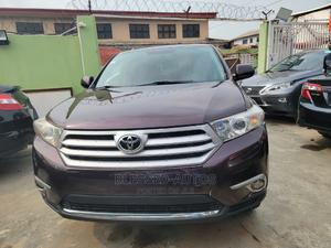 Toyota Highlander 2011 Purple | Cars for sale in Lagos State, Ogba