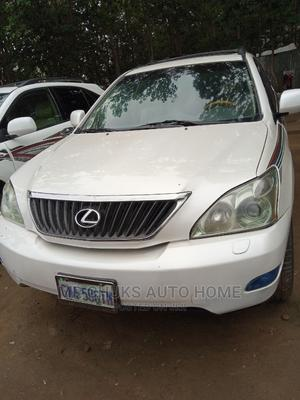 Lexus RX 2008 350 White | Cars for sale in Abuja (FCT) State, Gaduwa