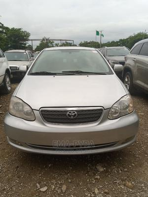 Toyota Corolla 2008 Silver | Cars for sale in Abuja (FCT) State, Jabi