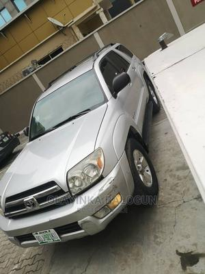 Toyota 4-Runner 2006 Limited 4x4 V6 Silver   Cars for sale in Lagos State, Lekki