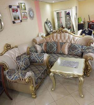 High Quality Imported Royal Sofa Chair Complete Set | Furniture for sale in Lagos State, Ojodu