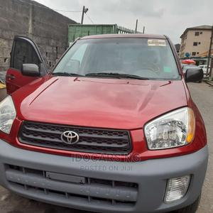 Toyota RAV4 2002 Red | Cars for sale in Lagos State, Yaba