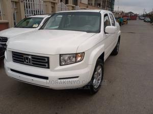 Honda Ridgeline 2007 White   Cars for sale in Lagos State, Ikeja