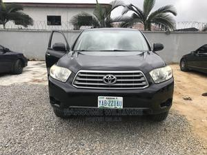 Toyota Highlander 2008 Black | Cars for sale in Rivers State, Port-Harcourt
