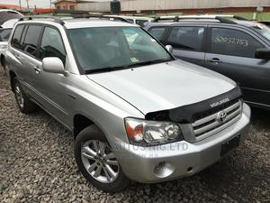 Toyota Highlander 2006 Hybrid Silver | Cars for sale in Lagos State, Agege