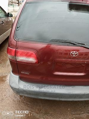 Toyota Sienna 2003 LE Red   Cars for sale in Lagos State, Oshodi