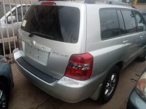 Toyota Highlander 2005 Silver | Cars for sale in Lagos State, Ikeja