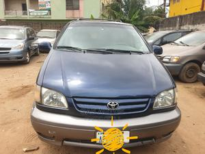 Toyota Sienna 2002 XLE Blue | Cars for sale in Lagos State, Egbe Idimu