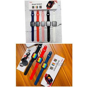 T55+ Smartwatch | Smart Watches & Trackers for sale in Oyo State, Ibadan