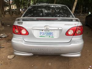 Toyota Corolla 2007 S Silver   Cars for sale in Abuja (FCT) State, Gaduwa