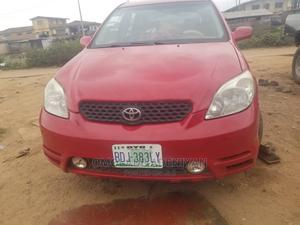 Toyota Matrix 2005 Red   Cars for sale in Oyo State, Ibadan