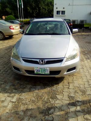 Honda Accord 2008 Silver | Cars for sale in Abuja (FCT) State, Gwarinpa