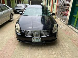Nissan Maxima 2006 SL Black | Cars for sale in Rivers State, Port-Harcourt
