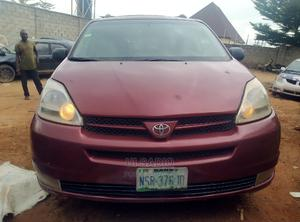 Toyota Sienna 2005 CE Red   Cars for sale in Abuja (FCT) State, Karu