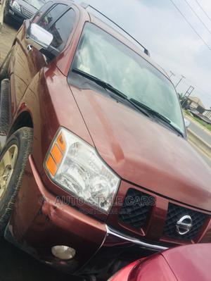 Nissan Armada 2003 Brown | Cars for sale in Rivers State, Oyigbo
