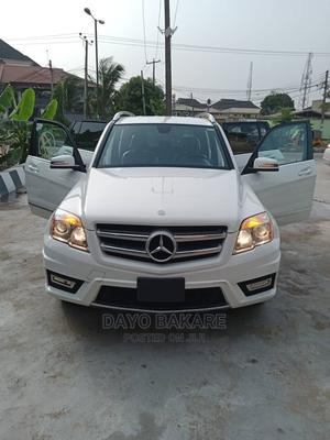 Mercedes-Benz GLK-Class 2012 350 4MATIC White | Cars for sale in Lagos State, Ikeja