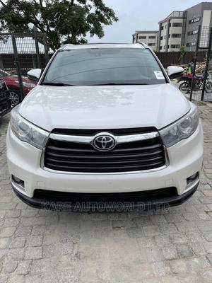 Toyota Highlander 2014 White | Cars for sale in Lagos State, Lekki