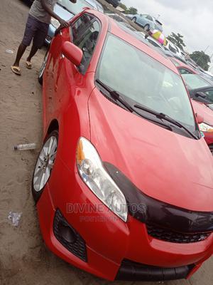 Toyota Matrix 2010 Red   Cars for sale in Lagos State, Amuwo-Odofin