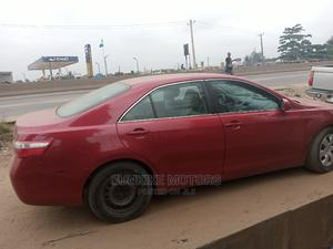 Toyota Camry 2009 Red | Cars for sale in Lagos State, Ifako-Ijaiye