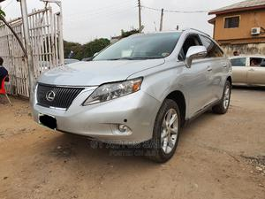 Lexus RX 2010 Silver   Cars for sale in Lagos State, Ikeja