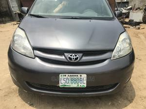 Toyota Sienna 2006 XLE Limited AWD Gray   Cars for sale in Lagos State, Ajah
