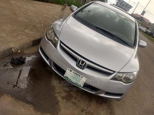 Honda Civic 2009 1.8 LX-S Automatic Silver | Cars for sale in Lagos State, Ikeja