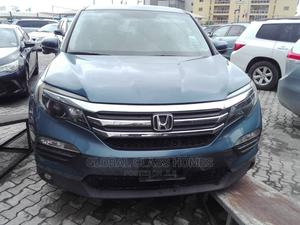 Honda Pilot 2016 Blue | Cars for sale in Lagos State, Lekki