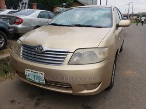 Toyota Corolla 2007 1.8 VVTL-i TS Gold   Cars for sale in Lagos State, Ikeja