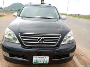 Lexus GX 2012 Black   Cars for sale in Abuja (FCT) State, Kubwa