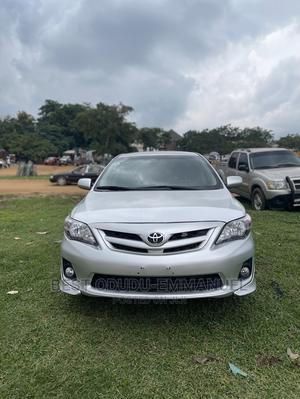 Toyota Corolla 2012 Silver   Cars for sale in Abuja (FCT) State, Central Business District