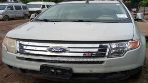 Ford Edge 2008 White   Cars for sale in Lagos State, Lekki
