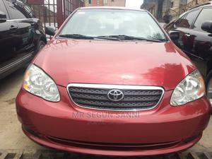 Toyota Corolla 2008 1.8 LE Red   Cars for sale in Lagos State, Isolo