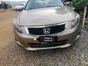 Honda Accord 2009 Sedan EX-L V6 Automatic Gold | Cars for sale in Abuja (FCT) State, Gwarinpa