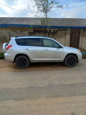 Toyota RAV4 2008 Silver | Cars for sale in Lagos State, Surulere