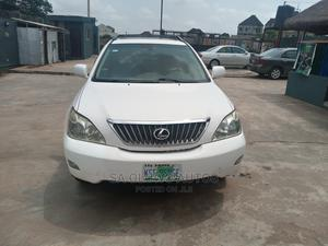 Lexus RX 2006 330 White   Cars for sale in Lagos State, Ikeja