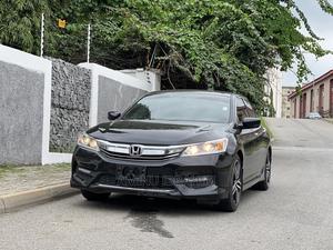 Honda Accord 2017 Black | Cars for sale in Abuja (FCT) State, Asokoro