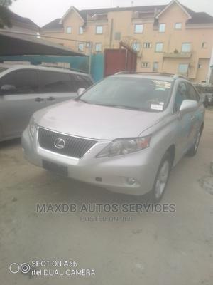 Lexus RX 2012 Silver   Cars for sale in Lagos State, Amuwo-Odofin