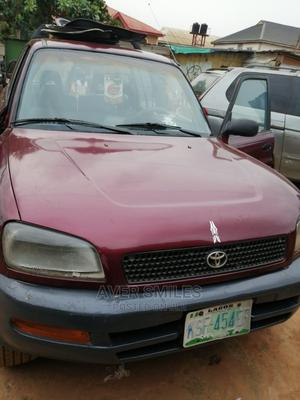 Toyota RAV4 2000 Automatic Red | Cars for sale in Lagos State, Ikorodu