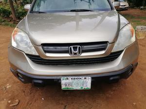 Honda CR-V 2009 Gold | Cars for sale in Abuja (FCT) State, Gwarinpa