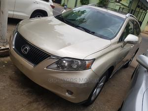 Lexus RX 2011 Gold   Cars for sale in Lagos State, Ikeja