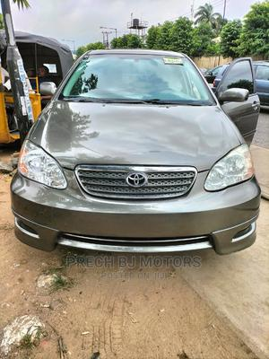 Toyota Corolla 2007 S Gray   Cars for sale in Lagos State, Ogba
