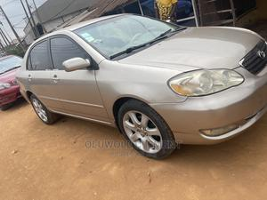 Toyota Corolla 2006 Silver | Cars for sale in Lagos State, Ikorodu