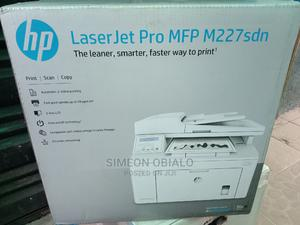 Hp Laserjet Pro MFP M227sdn | Printers & Scanners for sale in Lagos State, Lekki