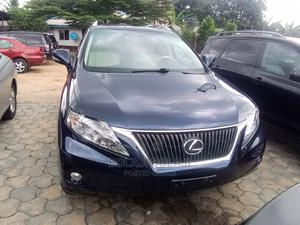 Lexus RX 2010 350 Blue   Cars for sale in Rivers State, Port-Harcourt