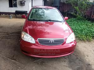 Toyota Corolla 2007 LE Red   Cars for sale in Rivers State, Port-Harcourt