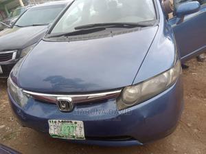 Honda Civic 2008 Blue | Cars for sale in Abuja (FCT) State, Karu